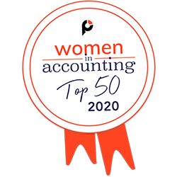 Bells Accountants WIA Top50 badge