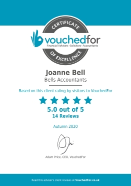 Vouched for Certificate 2021