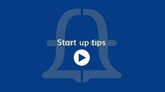 Business Start up tips